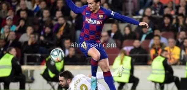 موعد مباراة برشلونة وريال مدريد في الدوري الإسباني