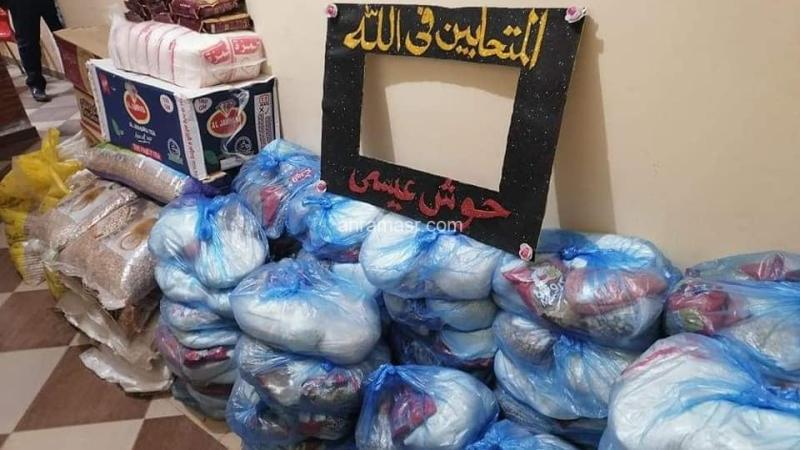 """""""المتحابين فى الله """" تحتفل بشهر رمضان الكريم فى فرعها بالبحيرة"""