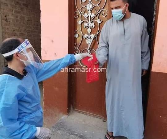 """وزيرة الصحة: مبادرات """"100 مليون صحة"""" قدمت الخدمة الطبية ل 3.4  مليون مواطن بمحافظة قنا بالمجان"""