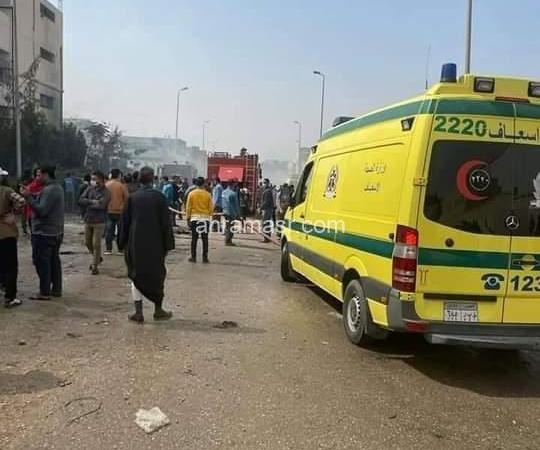 لقي شخص في العقد الثاني من العمر مصرعه غرقا في ترعه السعدية امام قريه الهيصميه التابعة لمركز فاقوس