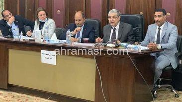 توصيات النائب حسام عوض عن قطاع الكهرباء والطاقة بمجلس النواب