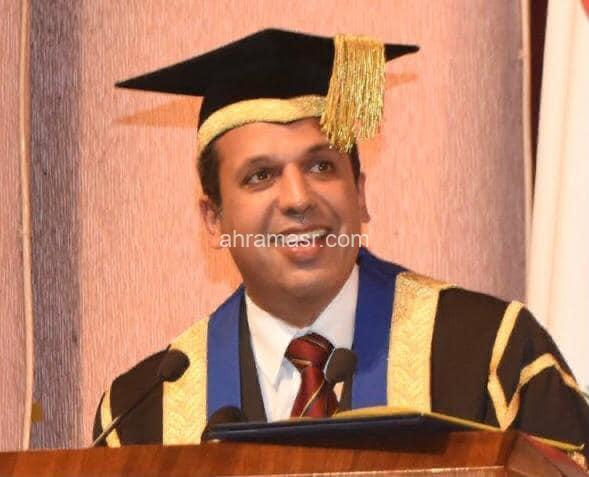 رئيس جديد للجامعة البريطانية في مصر
