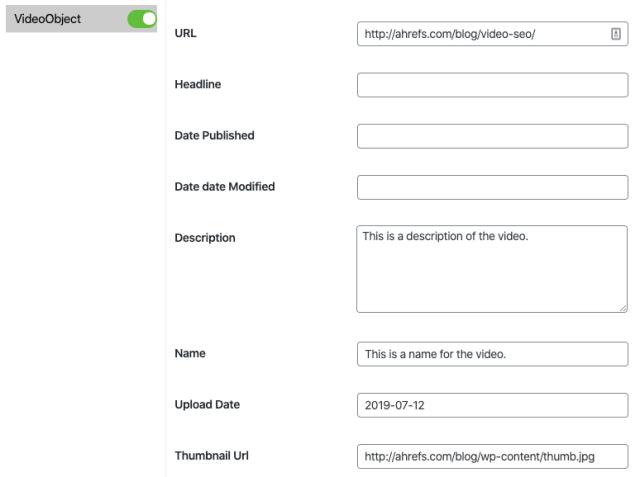 schema data wordpress 1