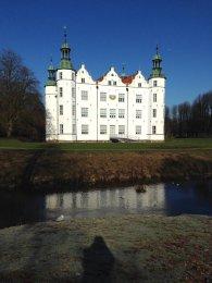Ahrensburger Schloss – Foto: Mia
