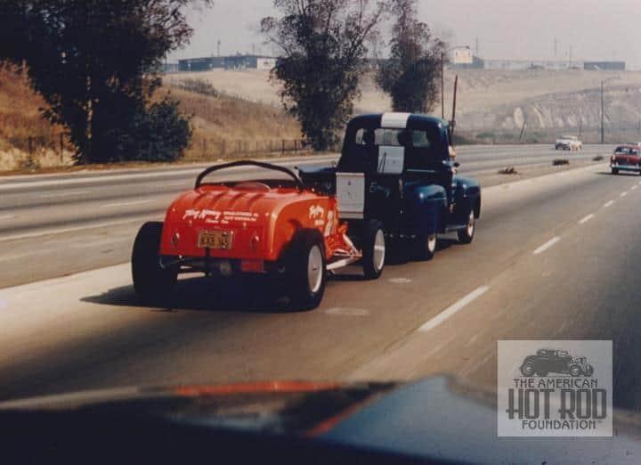 Tommy Sparks Roadster