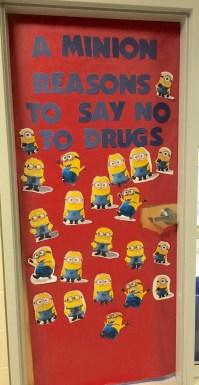 School Door Decorations For Red Ribbon Week ...