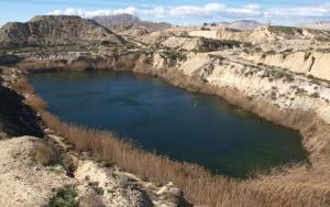 Lagunas de Rabasa (M. Pavón)