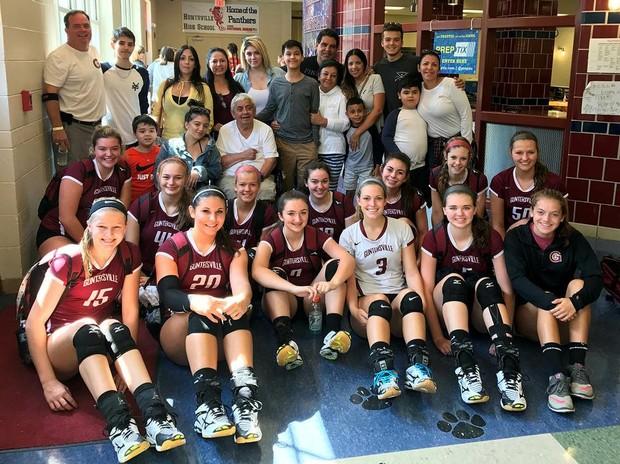 Guntersville VB Team Bonds