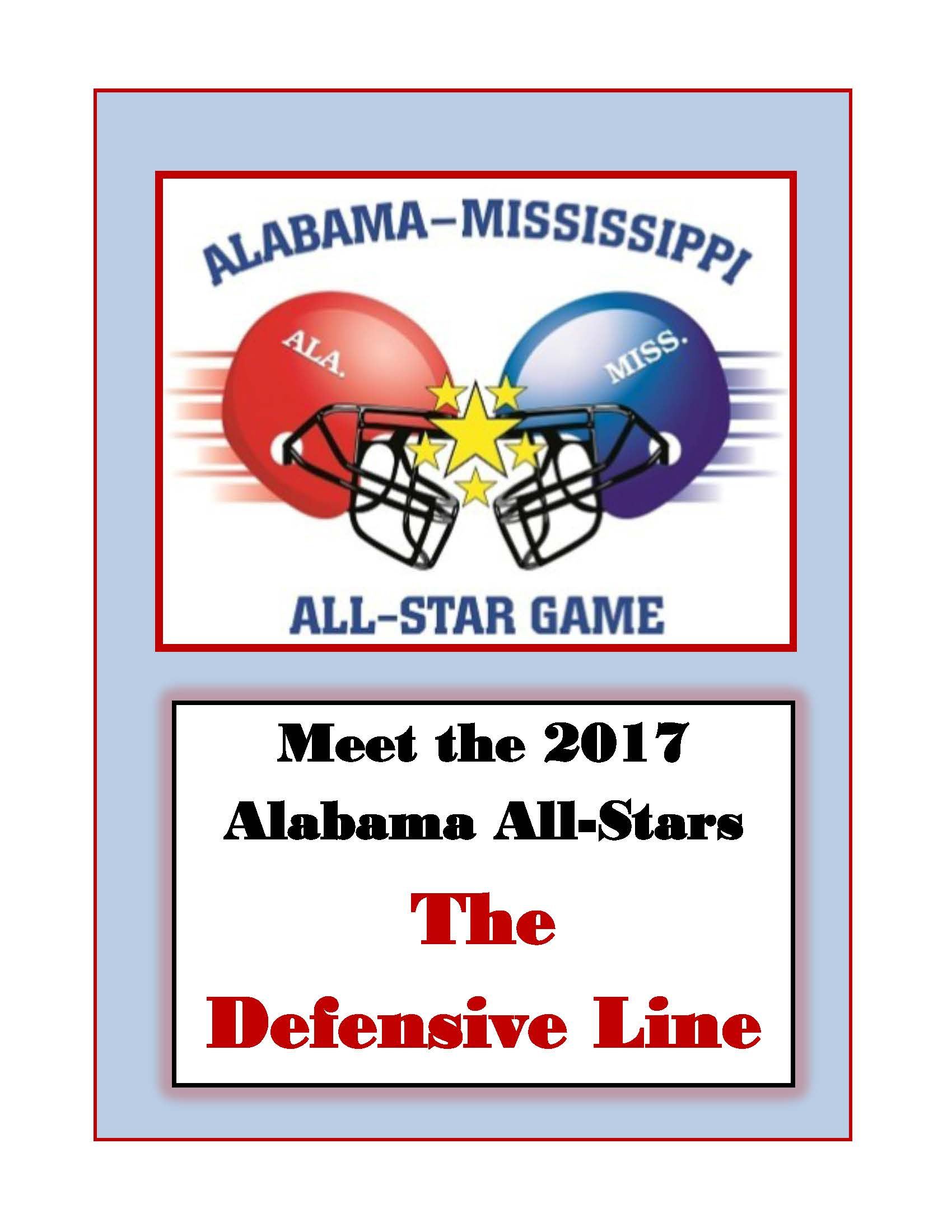 All-Star Squad for 2017 AL-MS DL
