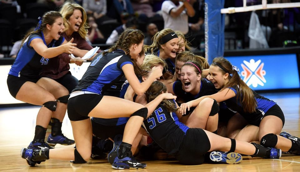 2017 Volleyball Rankings