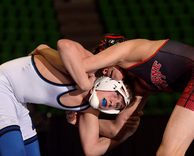 Arab Repeats as Class 1A/5A Wrestling Duals Champ with Win over Cleburne County in Finals