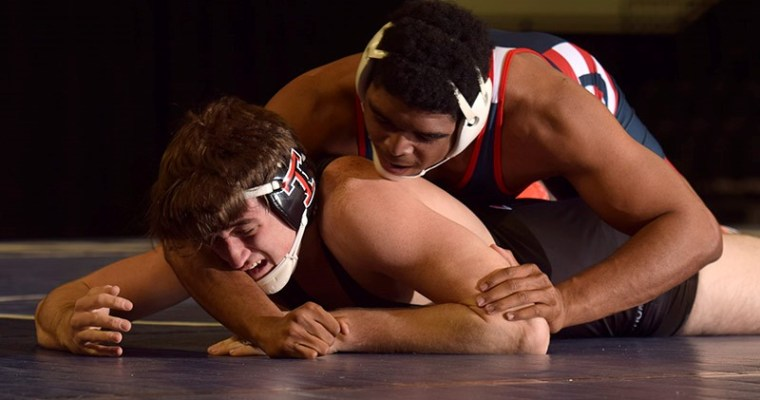 Bob Jones Claims AHSAA Class 7A Wrestling Duals