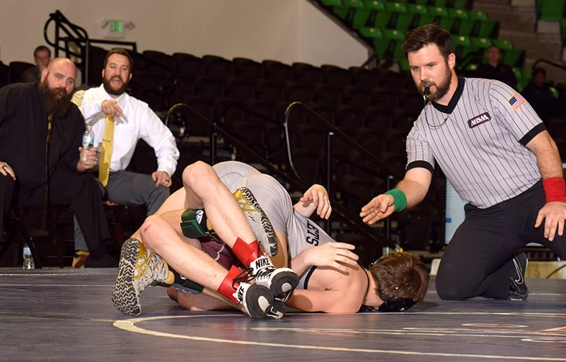 Oxford Beats Gardendale 30-23 to Claim  2nd Consecutive Class 6A Duals Championship