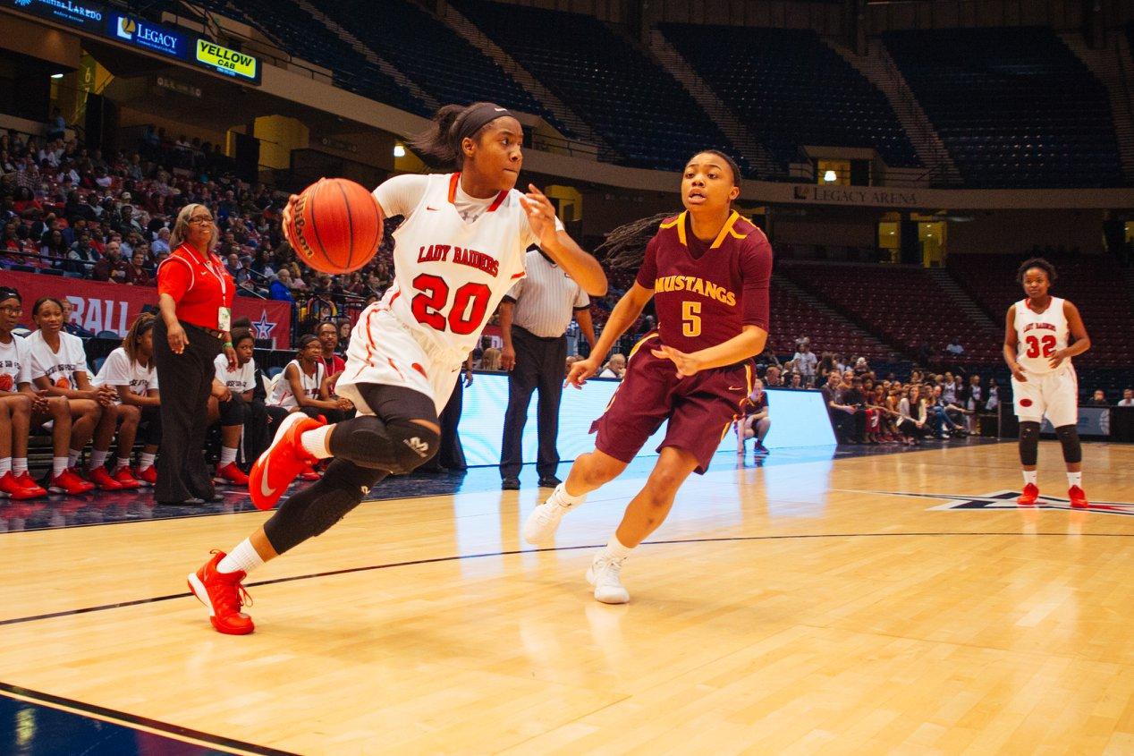 CLASS 4A GIRLS' SEMIFINALS Madison Academy 72, Greensboro 51
