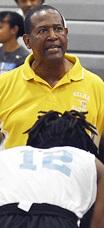 Selma Girls' Basketball Coach Anthony Harris Leads Saints to 20 Wins for 15th Season