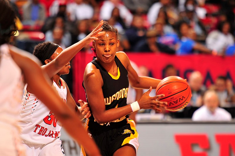 CLASS 5A GIRLS' SEMIFINALS Charles Henderson 57, Wenonah 53