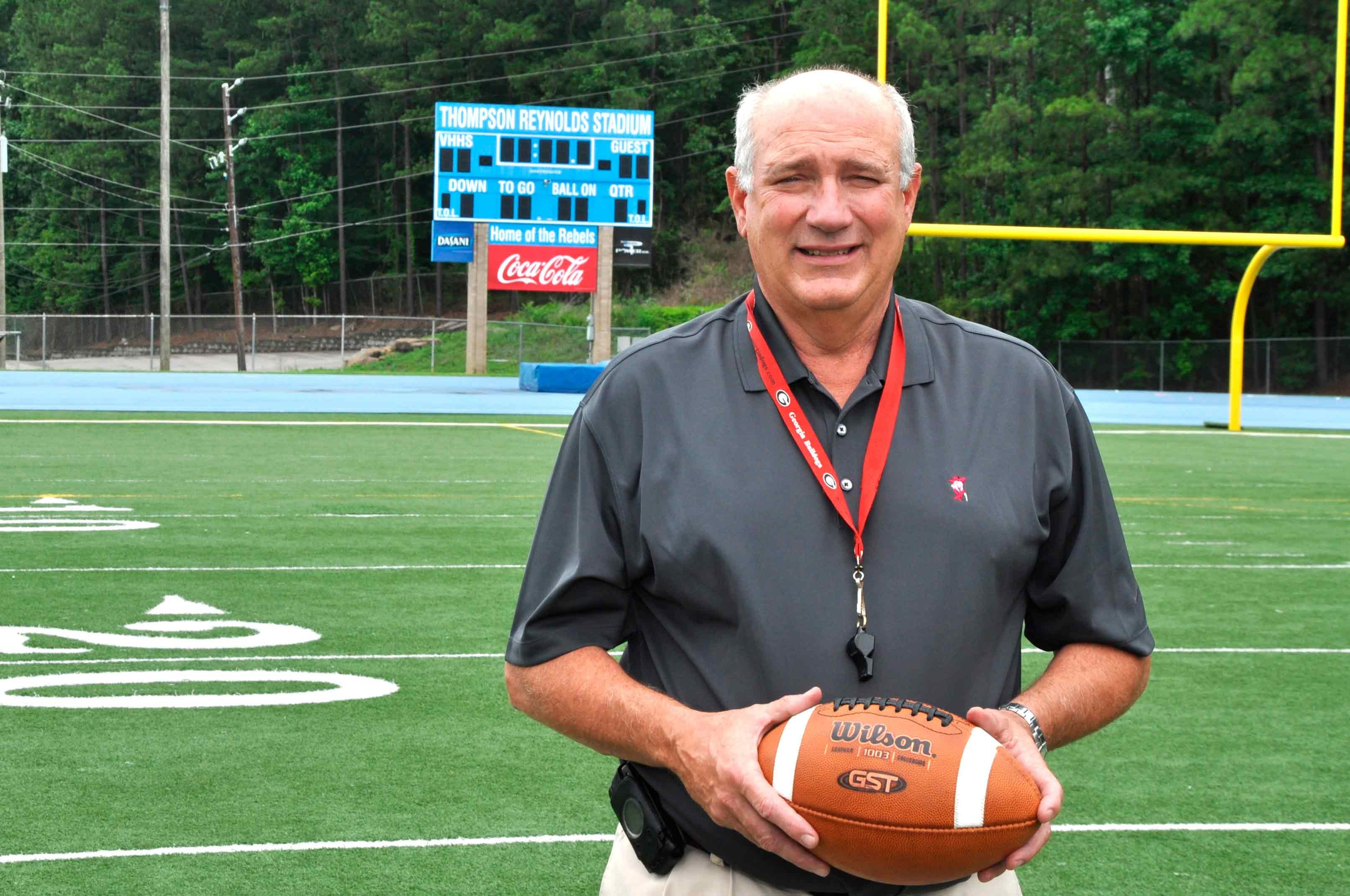 Vestavia Hills Coach Buddy Anderson Headlines  2018 Class of National High School Hall of Fame