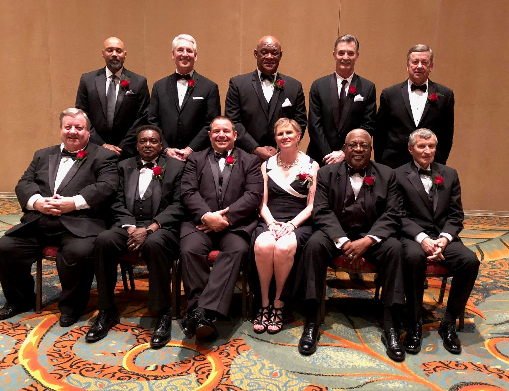 Alabama HS Sports Hall of Fame  Inducts 11 into Class of 2018