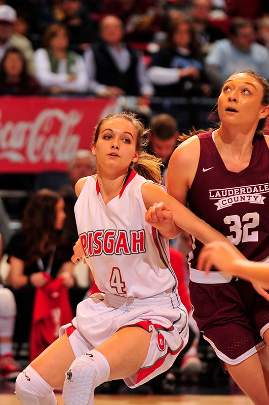 CLASS 3A GIRLS' CHAMPIONSHIP Pisgah 62, Lauderdale County 59