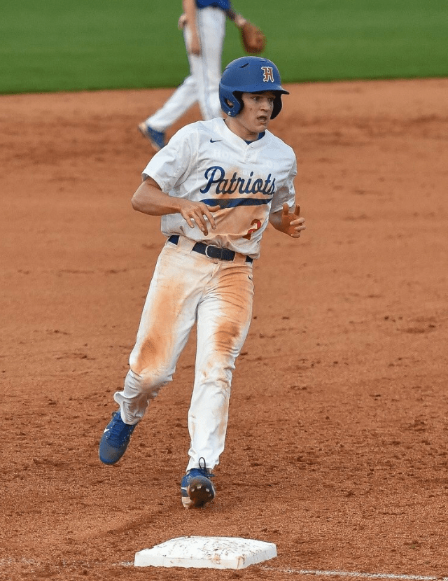Homewood's Josh Hall Shatters National High School Stolen Base Record
