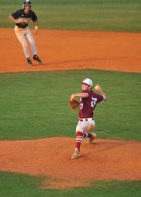 CLASS 5A STATE BASEBALL CHAMPIONSHIP SERIES GAME 2: Faith Academy 7, Russellville 3