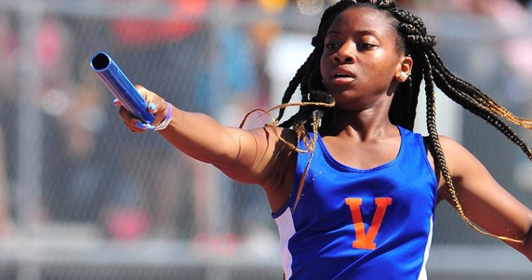 Defending 7A Boys' Champs Hoover Lead after Day 2 of AHSAA State Track Championships