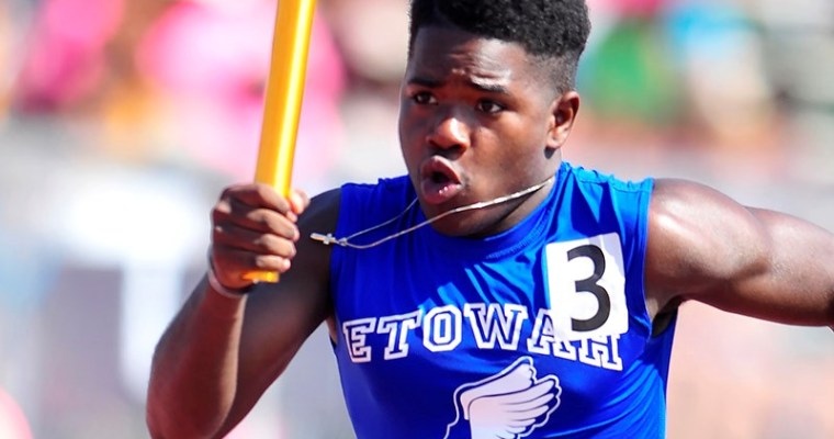 Several Records Fall in First Day of AHSAA State Track Championships at Gulf Shores
