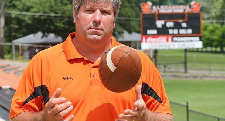 Like father, like son: Ginn's biggest influence will show as Alexandria's head coach