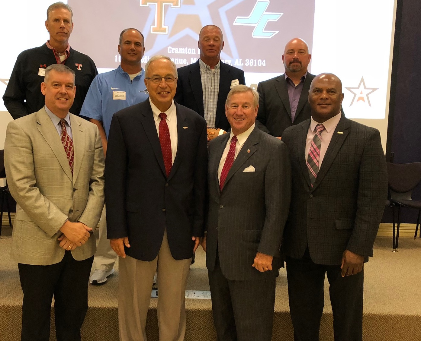 Coaches, Players Gather at Champions Challenge Press Conference Wednesday