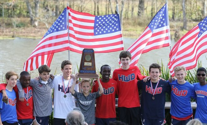 Will Stone Clocks 15:17.30 at Georgia Race for the Top Regular Season Time in the AHSAA Since 2013