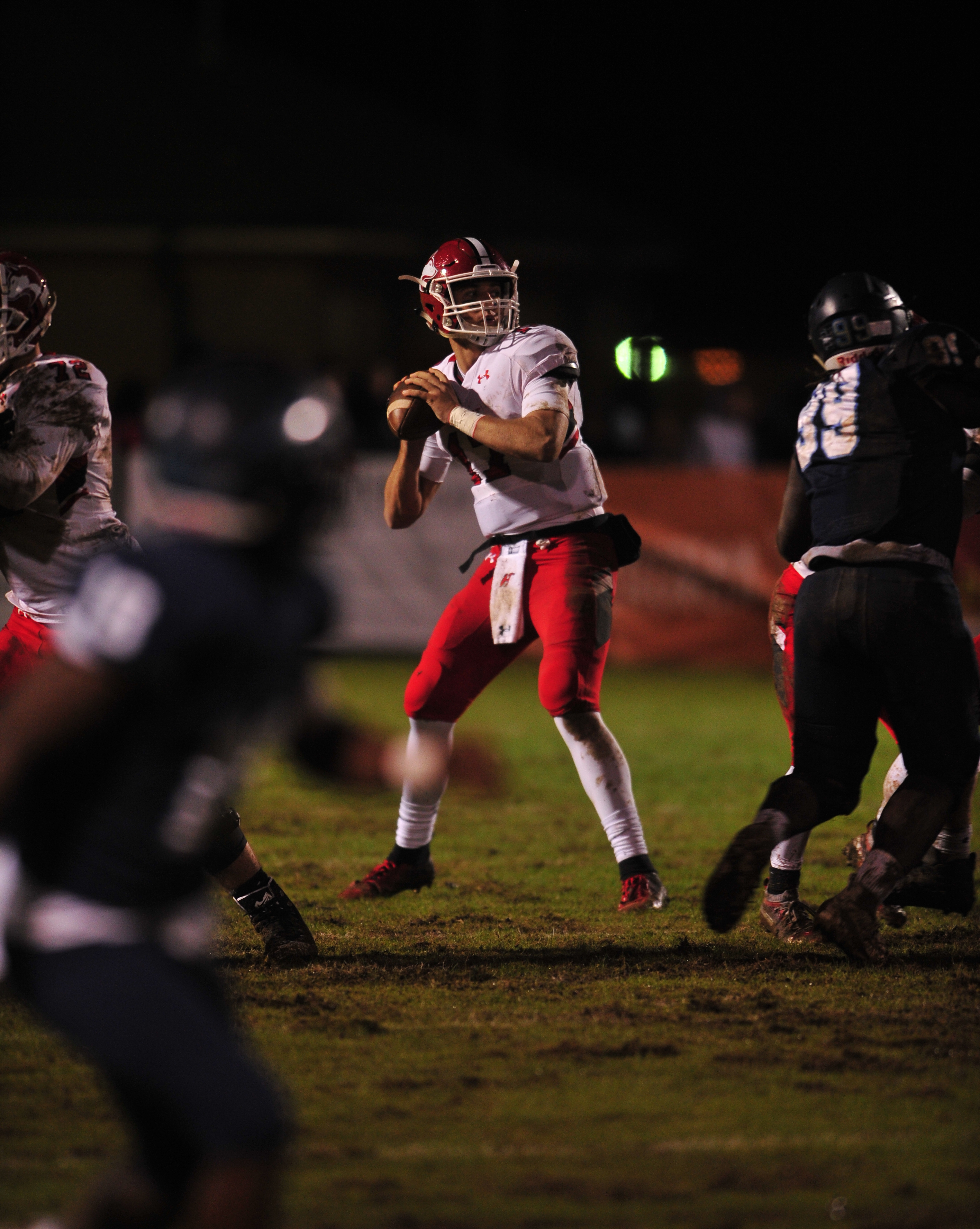 Eight No. 4 Seeds Advance to Round 2 as AHSAA Football Playoffs head to Round 2