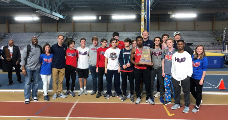 Homewood Captures Boys' & Girls' 6A State Indoor Track Titles as 2019 AHSAA State Meet Concludes