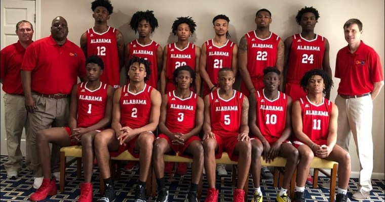 Alabama-Mississippi All-Stars Set for Friday's Games at ASU
