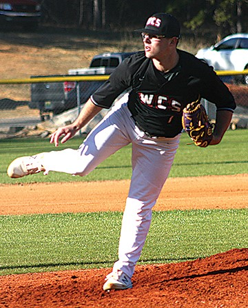 "Westbrook Pitching Ace Samuel Dutton Takes ""Perfect"" Game to another Level"