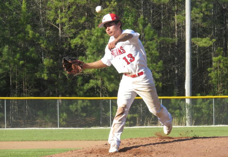 Loachapoka Pitcher Whiffs 21 in Indians' Win to Tie AHSAA State Baseball Record for Strikeouts