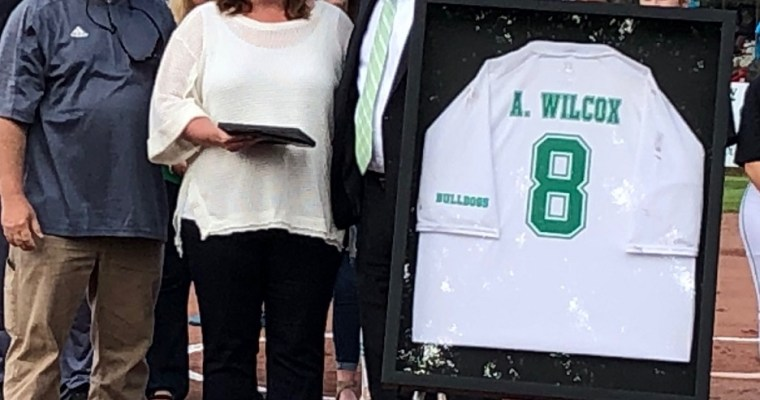 Brantley High School Names Softball Field in Honor of Former Player Alex Wilcox