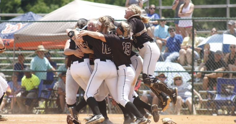 Hayden Claims 5A State Title at AHSAA 2019 Softball Tourney at Lagoon Park