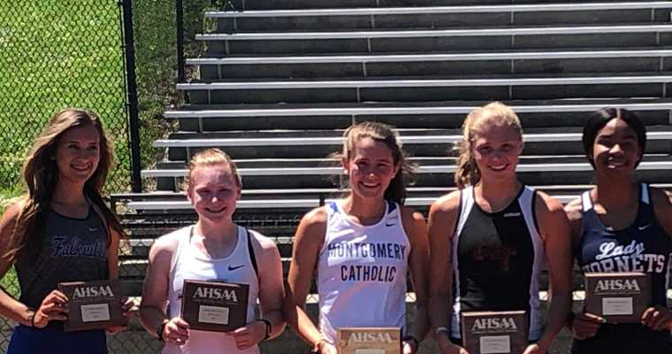 Baker's Kelsey White Takes Heptathlon Championship with 4,357 Points