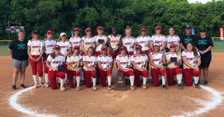 Hewitt-Trussville Wins 7A State Softball Championship at Lagoon Park Saturday