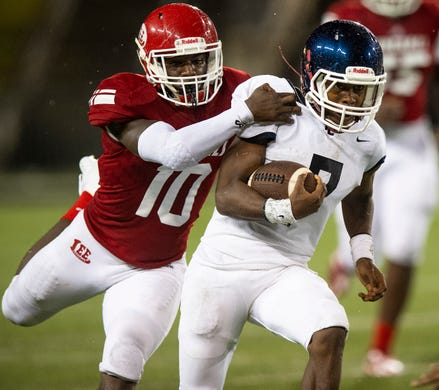 Russell Paces Lee-Montgomery to 7-0 Shutout Win over Park Crossing