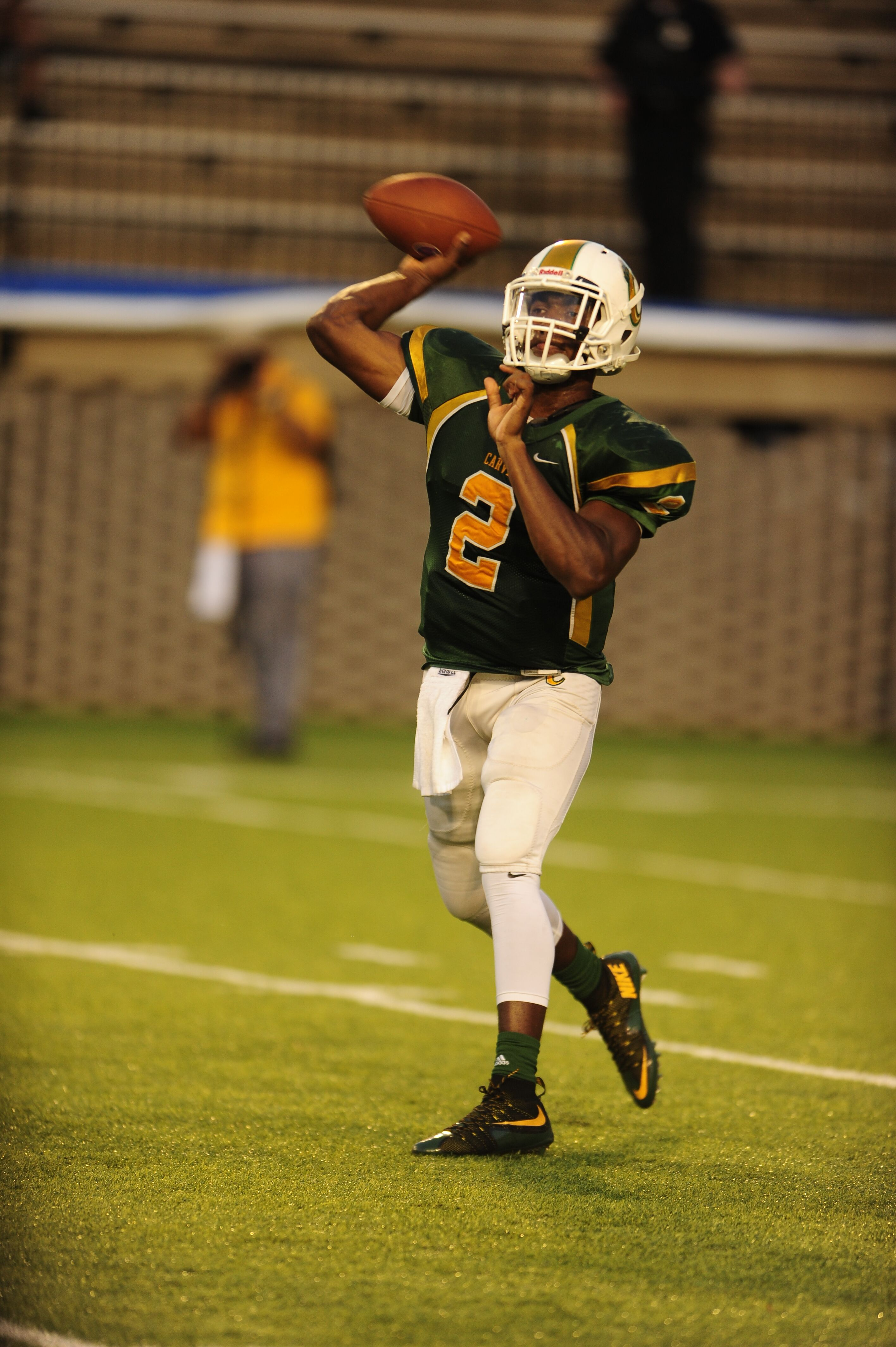 Carver Squeaks Out 18-13 Victory over Jeff Davis in AHSAA Kickoff Classic Thursday