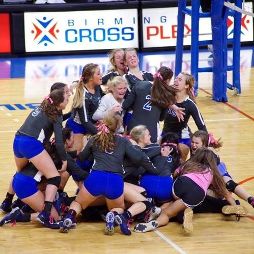 Seven Defending State Champions in the Field for 49th AHSAA State Volleyball Championships