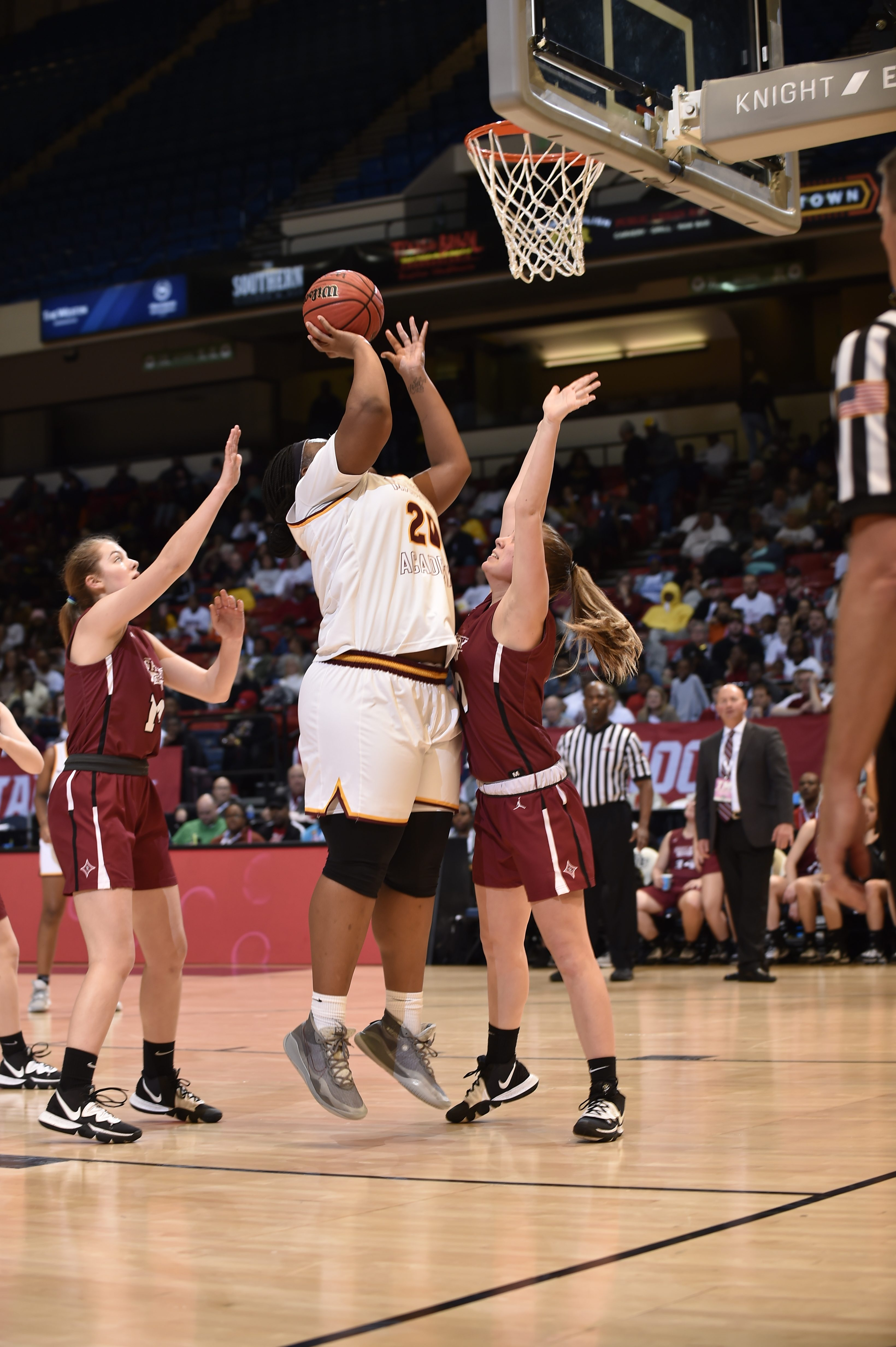 Class 5A Girls' Semifinals Madison Academy 65, Shelby County 40