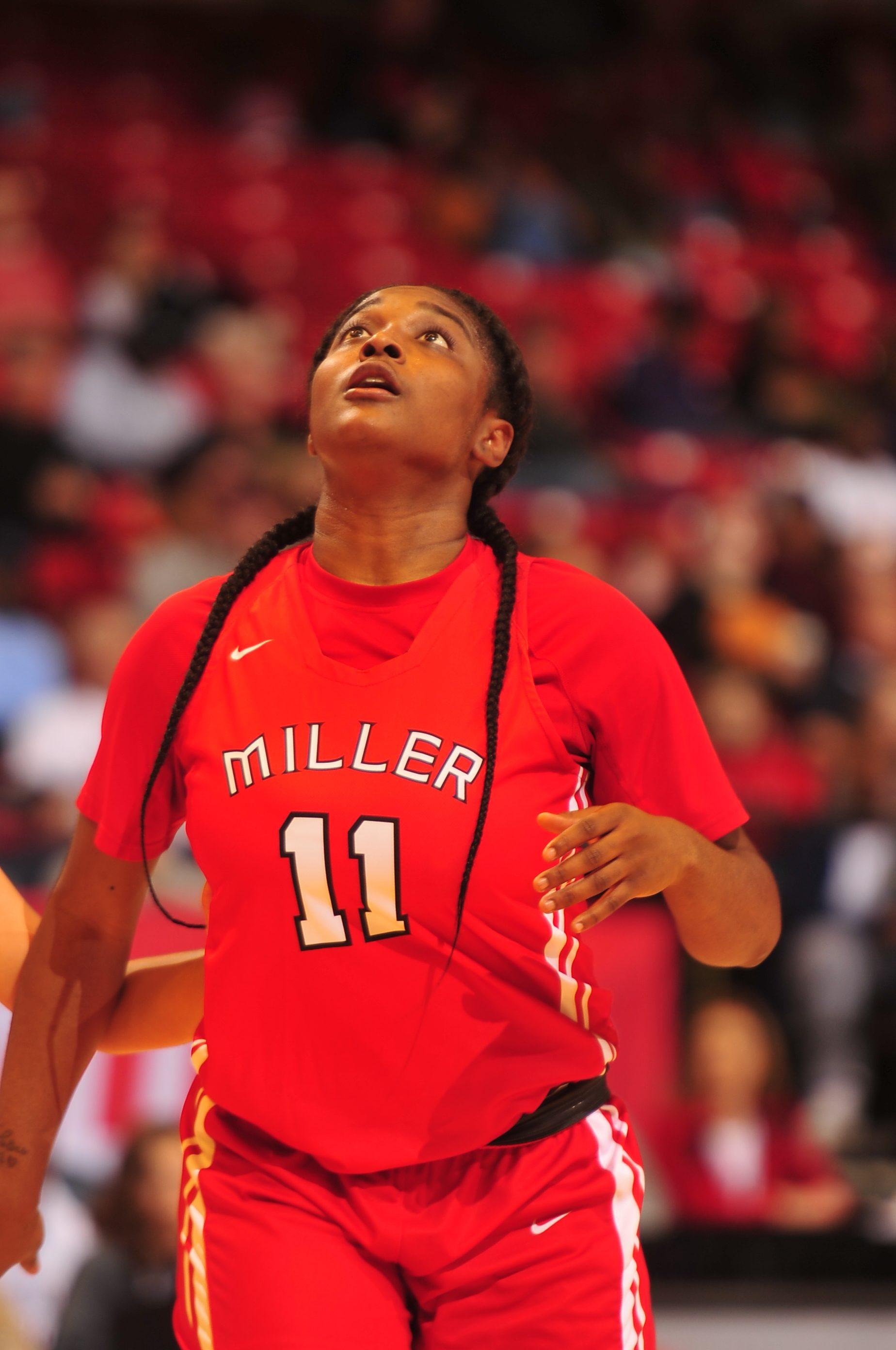 Class 3A Girls' Semifinals T.R. Miller 50, Lauderdale County 44