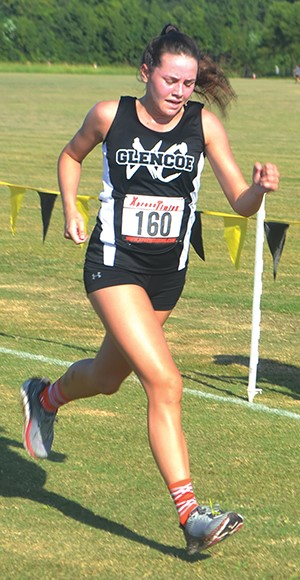 2020 Glencoe Senior Anna Beth Giles is Bryant-Jordan Scholar-Athlete Regional Winner
