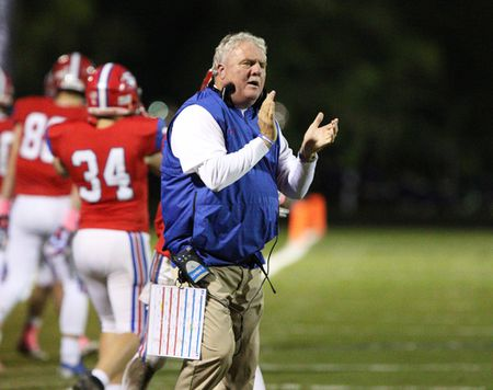 St. Paul's Steve Mask Named Alabama All-Star Head Coach for 2020 Alabama-Mississippi Game