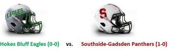 AHSAA TV Network Game of the Week: Hokes Bluff Visits Etowah County rival Southside-Gadsden Tonight at 7 p.m.