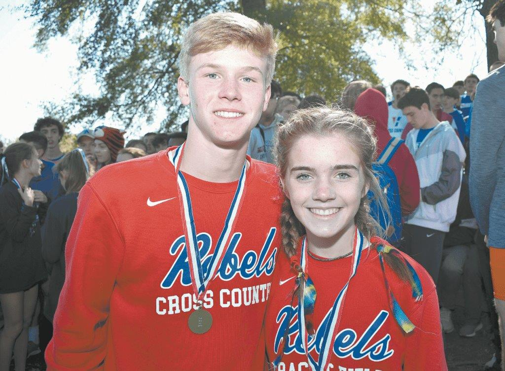 AHSAA 65th State Cross Country Championships: Vestavia Hills' Runners Set to Defend 7A State Cross Country Individual Titles at 2020 Championships
