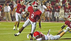 AHSAA Football Playoff Spotlight for Round 3: Handley RB Tae Meadows Keys Tigers' 35-21 Class 4A Playoff Win over Bibb Co.