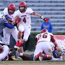 AHSAA State Football Playoff Spotlight: Fyffe's Rowell Totals 6 TDs as the Red Devils Post Their 42nd Straight Win to Advance in 3A